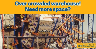 Do you have an overcrowded warehouse?
