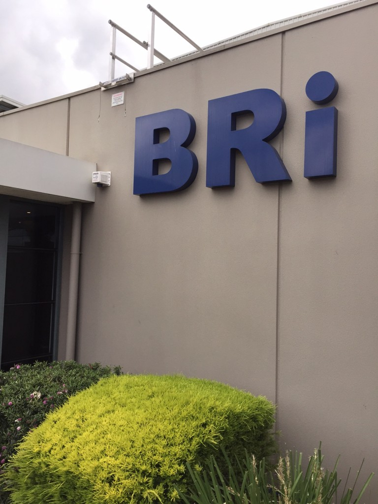 BR International's new facility