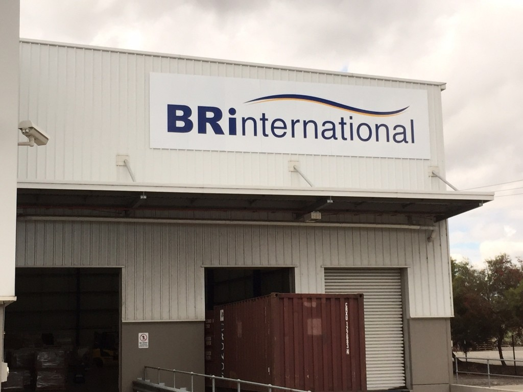 BRi Derrimut Warehouse near Inland Port Melbourne